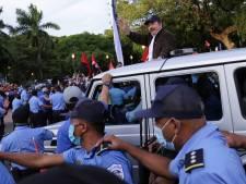Vraag is niet óf tegenstanders president Nicaragua worden opgepakt, maar wanneer