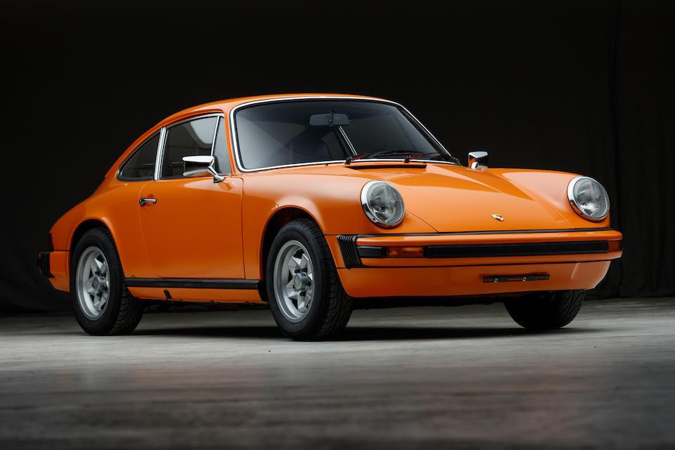 Porsche 911 2.7S uit 1976.