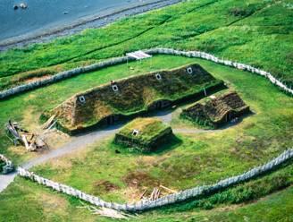 Vikingen zetten exact 1.000 jaar geleden als eerste Europeanen voet aan wal in Amerika, lang voor Columbus
