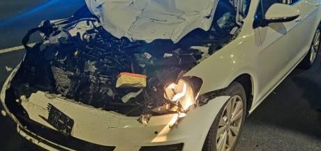 Meerdere automobilisten negeren rode kruizen bij ongeluk A2, bestuurder had drugs gebruikt