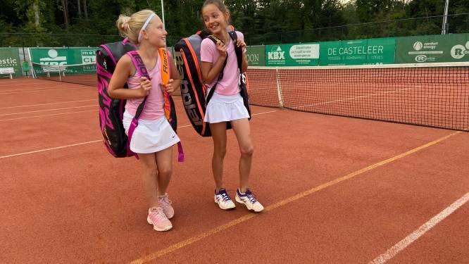 """Kastelse Tennis mikt ook op dubbelspel voor jeugd: """"Belangrijk, want het aanbod is eerder klein"""""""