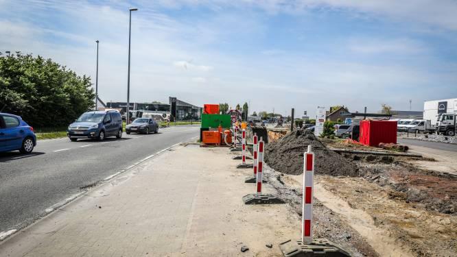Werken aan Noordlaan gaan nieuwe fase in: hinder is nu voor zuidkant van de weg