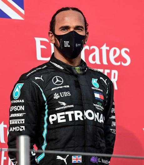 Amnesty: Belangrijk dat Hamilton zich uitspreekt over GP in Saoedi-Arabië