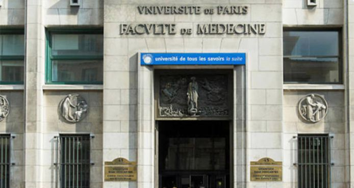 La Faculté de Médecine de l'université Paris-Descartes