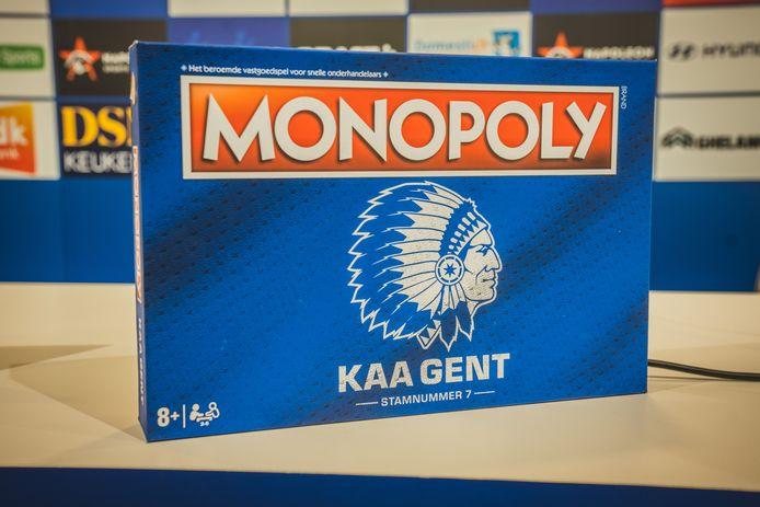 AA Gent verwacht binnenkort zijn eigen versie van het gezelschapspel Monopoly.