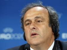 Platini: Stel je eens voor dat er bom aan die drone hing