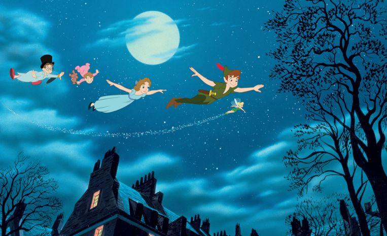 'Peter Pan' krijgt een remake die 'wel geschikt is voor kinderen'.  Beeld Disney