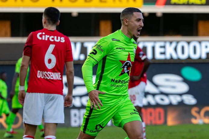 Deux nouveaux buts pour Gianni Bruno qui a renversé le Standard en seconde période.