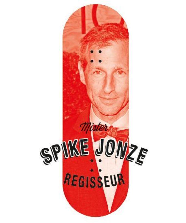 Spike Jonze. Beeld DM