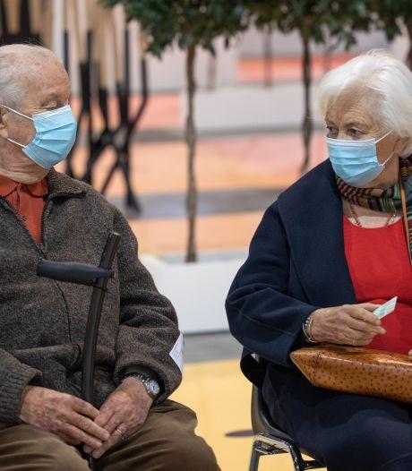 Le roi Albert et la reine Paola ont été vaccinés