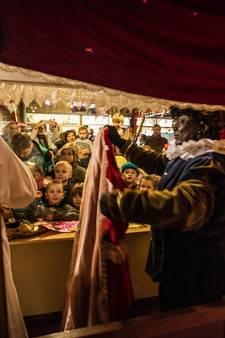 Sint heeft pas 2000 brieven binnen in Nuenen