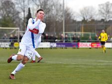 Jong Vitesse verliest topper na strafschop in blessuretijd