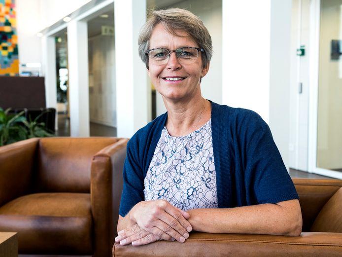 Burgemeester van Stichtse Vecht Yvonne van Mastrigt.