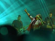 Jimi Bellmartin schittert op Soul Live