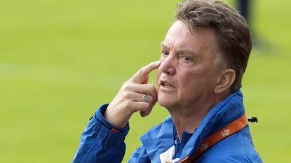 Officieel: Louis Van Gaal coach van Man United
