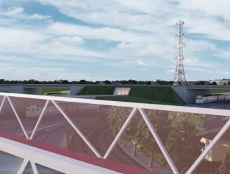 Eerste brugdeel voor fietsostrade in Lier wordt dit weekend geplaatst