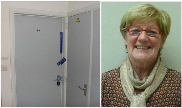 Miriam Van Poel werd om het leven gebracht in haar tweede verblijf in Middelkerke.