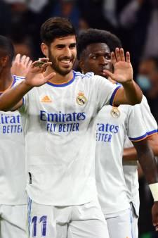 Real dankzij hattrick Asensio en twee goals Benzema ruim langs Mallorca