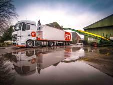 46e nieuwe, zuinige truck voor Farm Trans Group op Moerdijk
