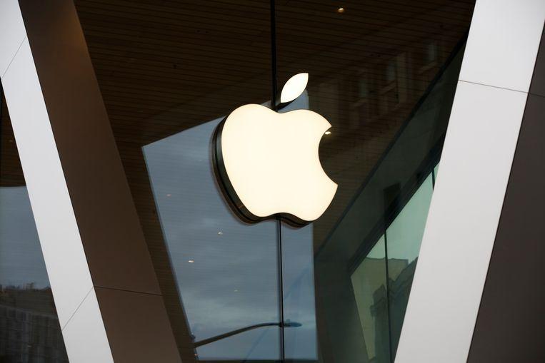Apple verdiende het eerste kwartaal van 2021 maar liefst 23,6 miljard aan winst. Beeld AP
