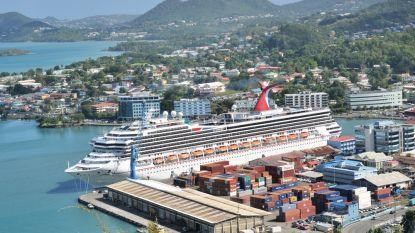 Cruiseschip met bijna 300 passagiers in quarantaine na geval van mazelen