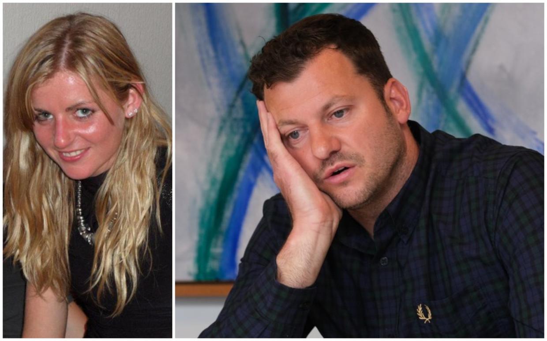 Sofie Muylle en Stan Muylle. Beeld Henk Deleu / PhotoNews