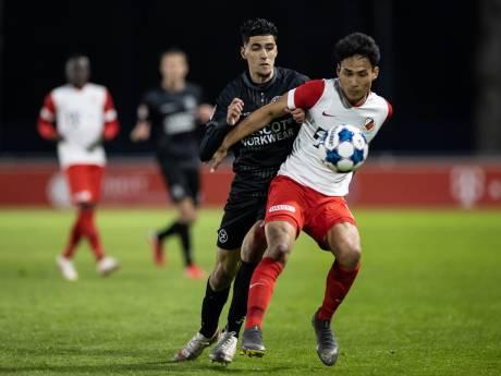 Samenvatting | Jong FC Utrecht - Almere City FC