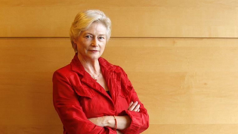 Maria van der Hoeven. Beeld anp
