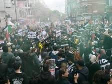 Wereldwijd betogingen tegen Israëlische aanvallen op Gaza