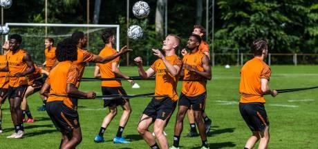 LIVE   Willem II neemt het in vijfde oefenduel op tegen Lierse