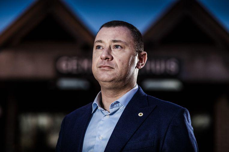 Peter Reekmans, burgemeester van Glabbeek, heeft een voorstel ingediend om de intercommunales aan te pakken. Beeld Bob Van Mol