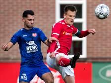 Dubbel gevoel bij AZSV-aanvoerder Niek te Veluwe; veel punten, maar weinig aan de bal