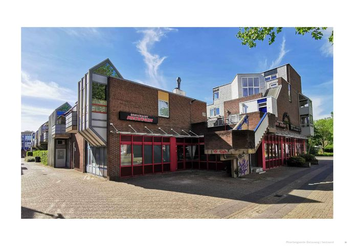 Winkelcentrum De Gaarde in Nieuwegein nu.