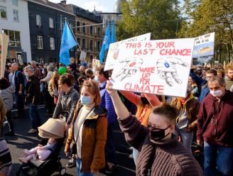 Belgische minister reist samen met delegatie en activisten per trein naar klimaattop in Glasgow