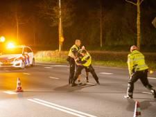 Dronken bestuurder (39) uit Staphorst bespuugt agenten na dollemansrit in Zwolle