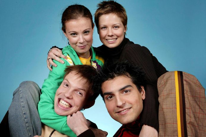 De tv-serie Spring en de gelijknamige band waren erg populair tussen 2002 en 2008.