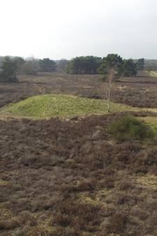 Vanuit je luie stoel op zoek naar archeologische schatten op de Veluwe