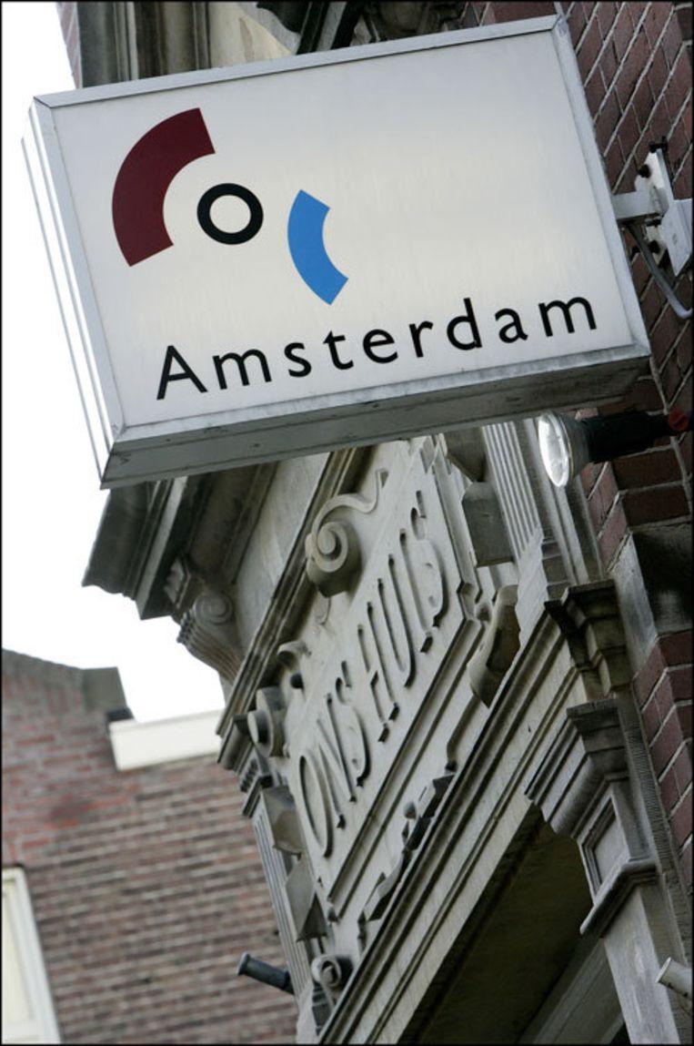 Een krediet van 1 miljoen euro stelt de homobelangenorganisatie in staat om in alle rust het pand aan de Rozenstraat te verkopen. Foto Lex van Lieshout Beeld