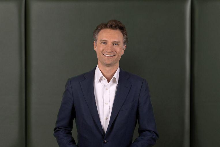 Dolf van den Brink, topman van Heineken Beeld Heineken
