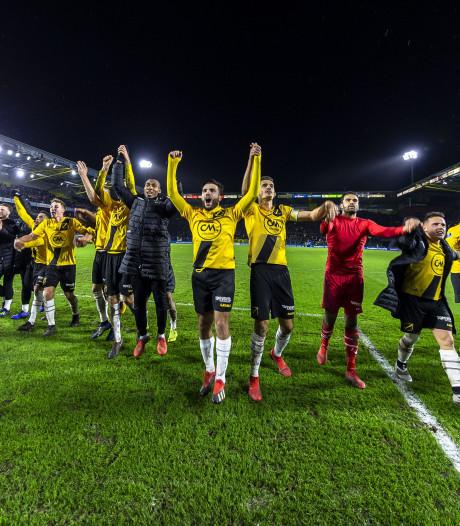 Nooit was NAC zo populair als in 2018: ruim 300.000 bezoeken aan Rat Verlegh Stadion