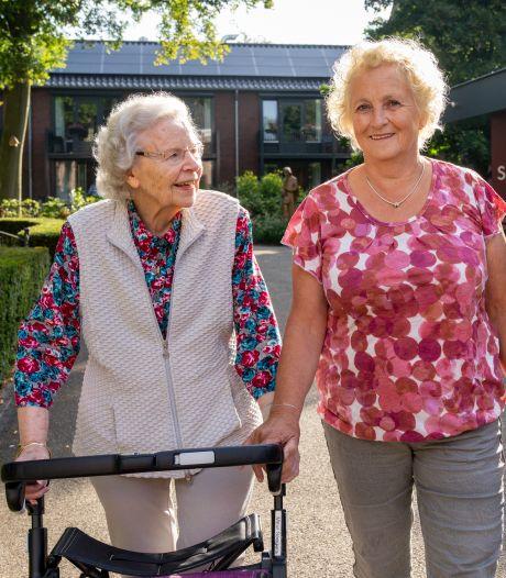 Antoinette Egelmeer halve eeuw bij Sint Jozefoord: 'Van de precisie van de zusters heb ik nog altijd profijt'