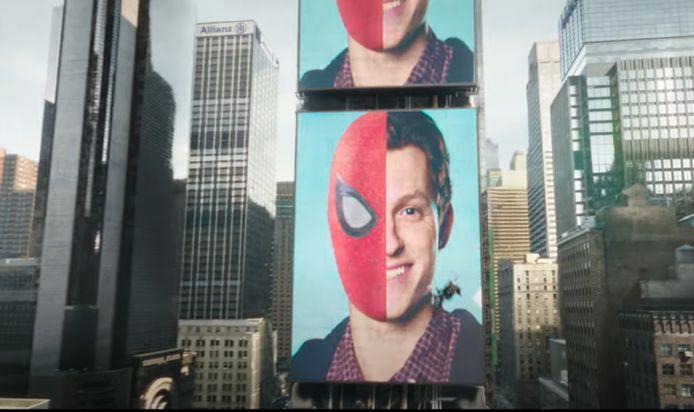 In de nieuwe 'Spider-Man: No Way Home'-trailer zien we hoe Peter Parker als crimineel wordt neergezet.