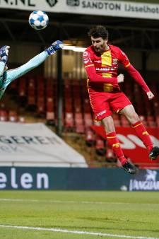 FC Dordrecht volmaakt kansloos tegen Go Ahead Eagles (5-1): tegengoal doekje voor het bloeden
