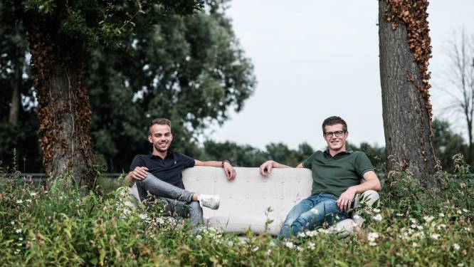 Jordi en Tim strijdbaar na afbellen van topacts in Zevenaar: 'Maar nu eerst maar eens wat sparen'