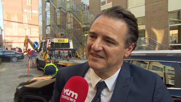 Rudi Desmet, advocaat van Nick Nuyens