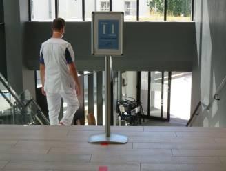 Nog maar één covidpatiënt meer in AZ Oudenaarde: ziekenhuis versoepelt coronamaatregelen