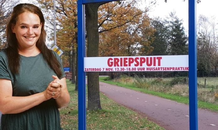 Laura column Griepspuit
