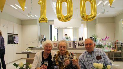 """Maria Verschatse viert 100ste verjaardag: """"Koffiekransjes houden me jong"""""""