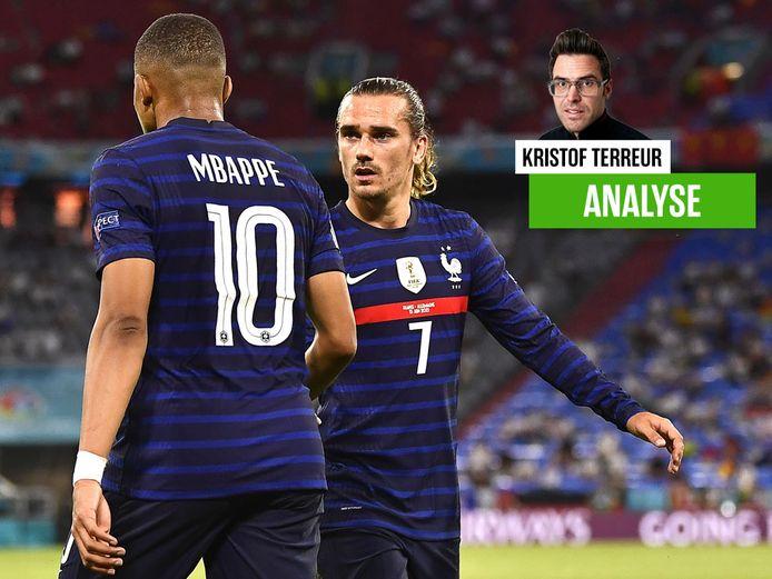 Kristof Terreur over het Franse team.