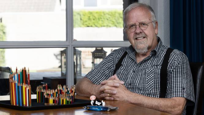 Ad (71) stopte na zestig jaar met roken: 'Toen ik 7,5 was had ik mijn eerste peuk al vast'
